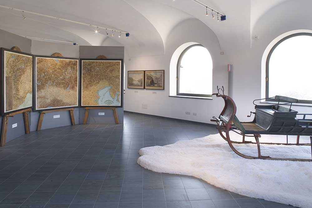 Moncenisio museo montagna Torino