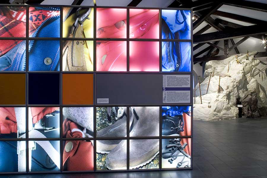alpinismo invernale museo montagna torino