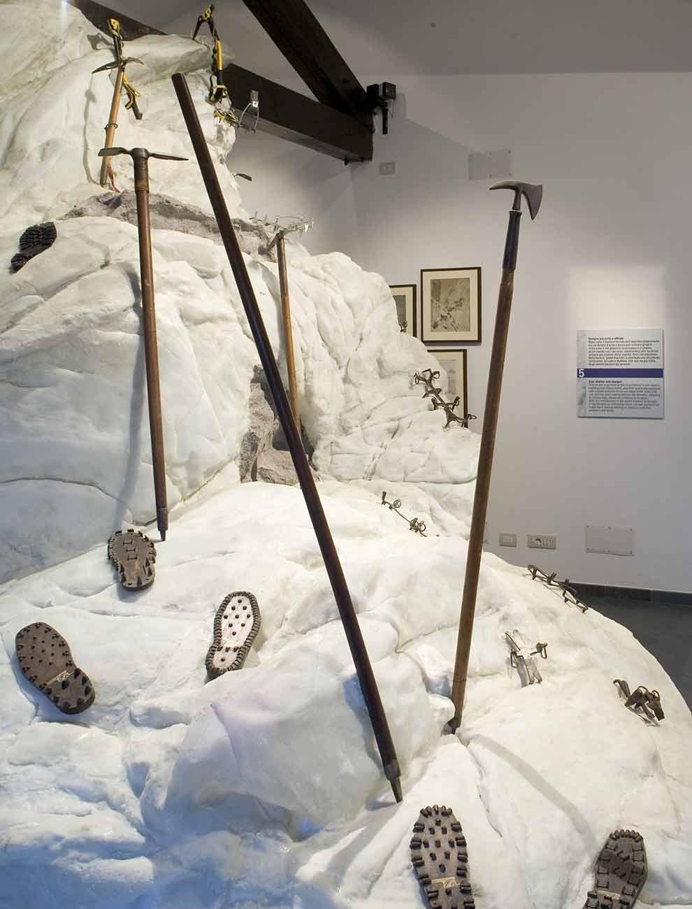 museo della montagna torino alpinismo invernale