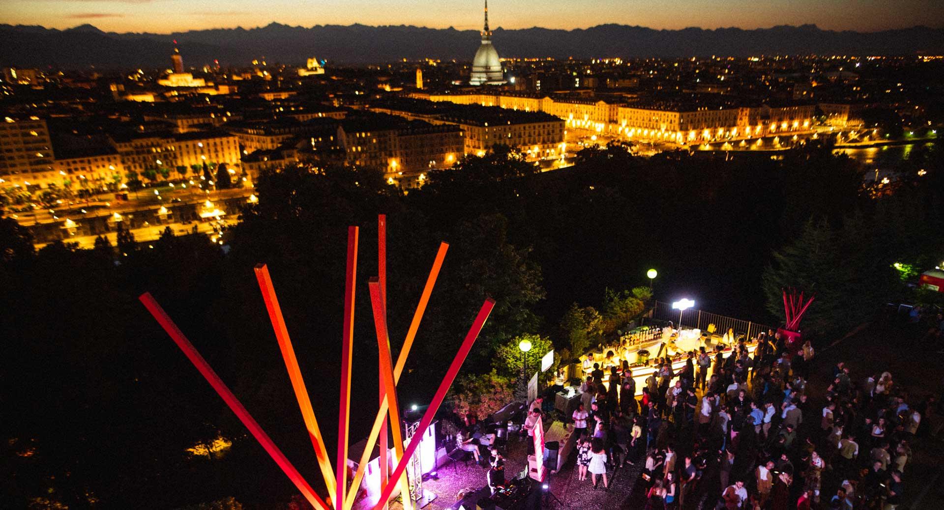 organizza il tuo evento al museo della montagna di Torino