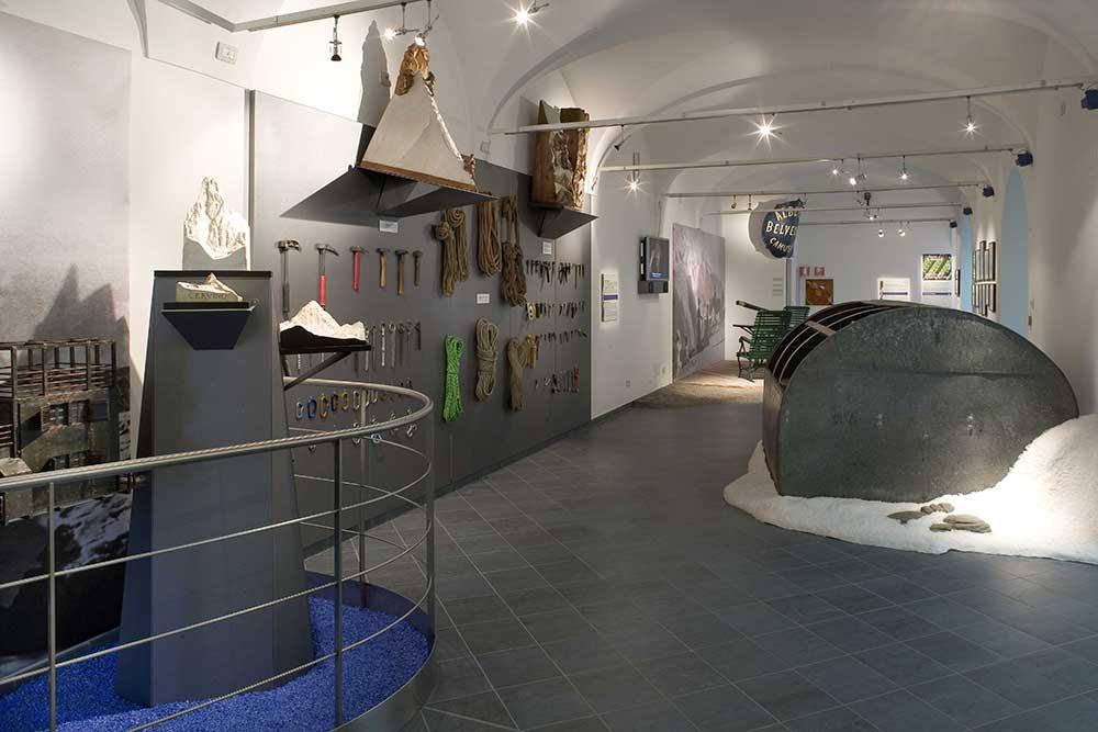 rifugi e bivacchi museo montagna torino